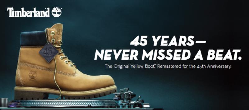 时尚经典 时刻在线 Timberland 45周年纪念系列_话题_GQ男士网