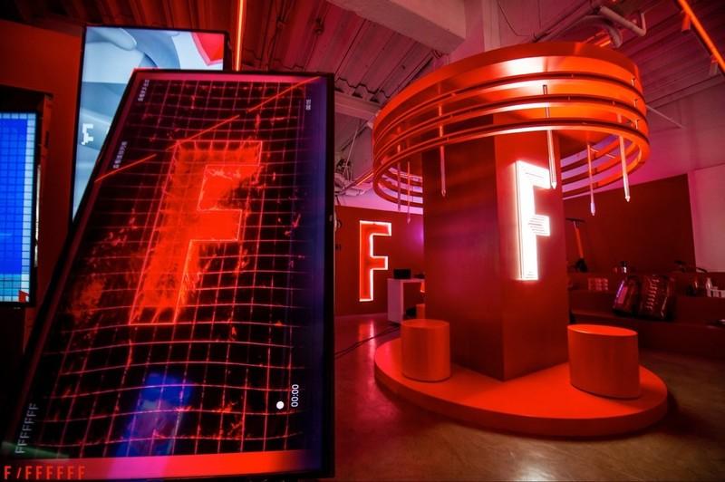 打卡超in的时装周活动!魔都空降时尚潮流创意品牌F/FFFFFF「THE RED HOUSE」主题快闪店