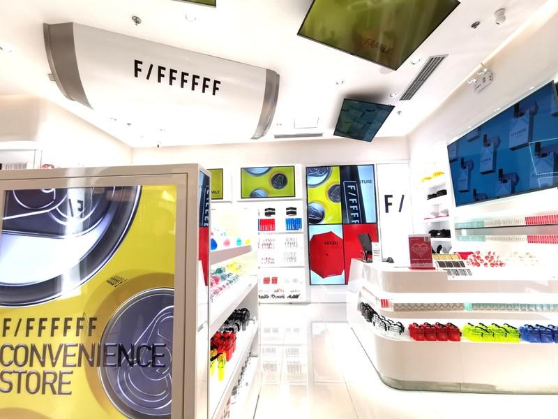 时尚潮流创意化平台F/FFFFFF首店落户上海美罗城