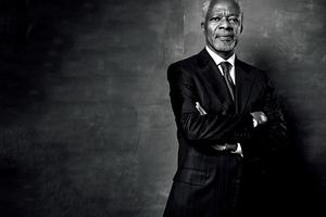 受难的英雄——诺贝尔和平奖得主肖像