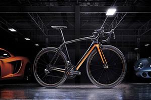 2万美元的极速自行车贴上迈凯轮标签