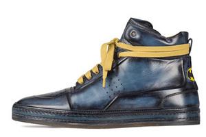 Berluti携手COLETTE及华纳兄弟消费品公司合作推出独家运动鞋