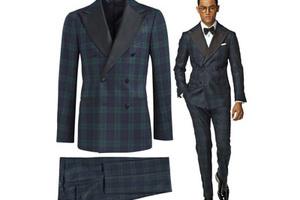 Suitsupply 2014年秋冬派对季为中国绅士带来了活力四射晚礼服系列