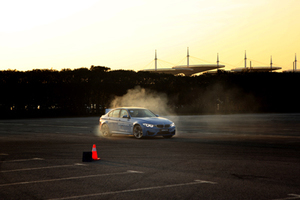 BMW M精英驾驶培训让你的激情态度飞扬