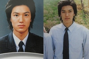 韩国男星童年照大起底 看男神是怎样练成的