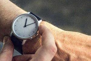 智能手表风潮之nevo极简智能手表