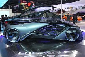 未来我们的汽车究竟会是什么样的?