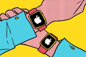 左手戴Apple Watch 右手戴什么