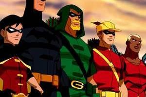 超级英雄远征军