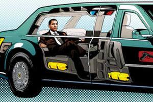 裝備一輛總統座駕