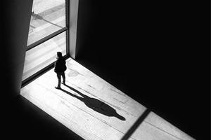 Rui Veiga的黑白光影世界