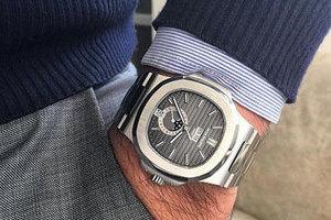 秋冬才是时尚季 一块腕表搭全身