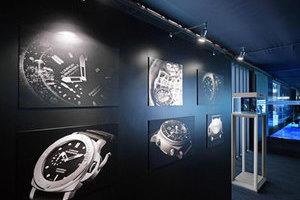 沛纳海History and Legend 展览于新加坡