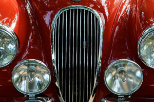 dunhill短片 记录长达1000公里的古董车拉力赛