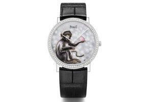 伯爵以 Art & Excellence系列腕表喜迎猴年