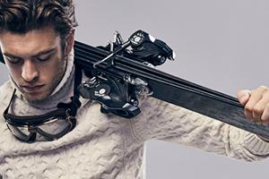 Massimo Dutti 2015 Après Ski系列Collection