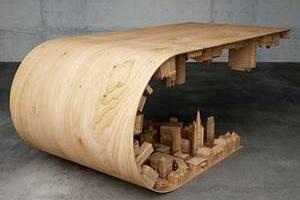 Stelios Mousarris的奇幻咖啡桌