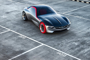 脑洞大开,致敬经典的新时代概念车
