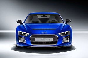 用电能定义速度的超级跑车们