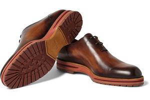 单品推荐:Berluti的经典牛津鞋