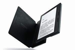 Kindle Oasis全球同步上市