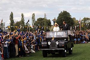 传奇60余载,车轮上尽显女王风范