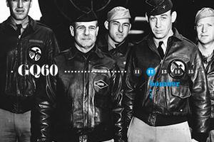飞行夹克不只是街头青年的专利