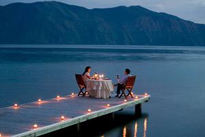 浪漫520來個燭光晚餐約會吧
