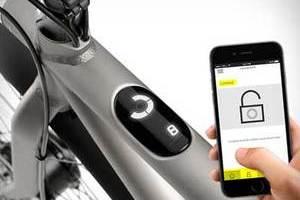 高科技!电动自行车也可以很苗条