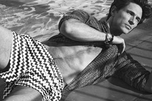 Massimo Dutti 2016夏季男装型录