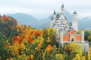 迪士尼公主和城堡的趣闻