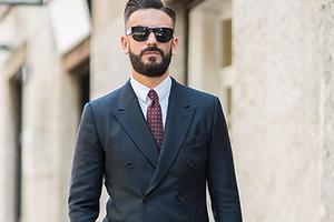 2017春夏米兰男装周街拍 | 看看时装编辑和买手们都穿了什么