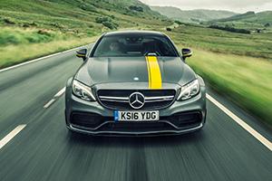 梅赛德斯-AMG,黄色条纹惹争议