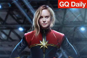 GQ Daily   漫威第一超级女英雄给了奥斯卡影后,寡姐:大意了