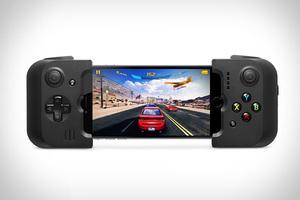 手机瞬间变身PSP!Gamevice游戏控制器
