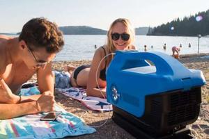 入秋户外旅行也能带个便携空调