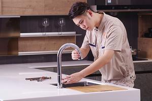 科勒率先推出微装服务 引领厨卫行业的消费升级