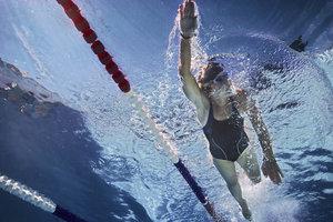 游泳的四大好处