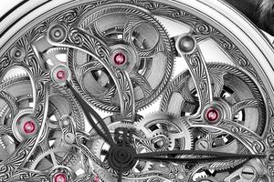 当机芯成为一种艺术 如何读懂机械装置