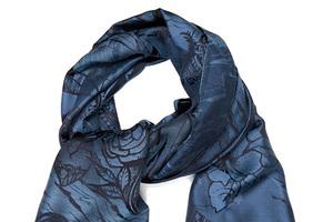 充满海洋气息的围巾