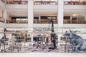 路易威登开设北京SKP特别限时店 呈献2017春夏男装系列
