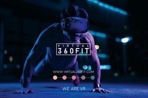 Virtual360 Fit 让健身变成一场旅行