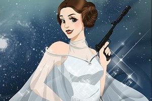 《星球大战》粉丝要求把莱娅公主正式列入迪士尼公主