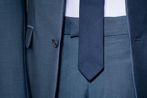 新买的领带太长怎么办?