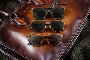 Berluti x Oliver Peoples 合作系列太阳眼镜