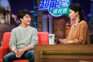 黄轩携新戏做客《金星秀》 演技得到金姐认可