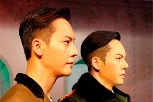 陈伟霆的蜡像可以说是很陈伟霆了 | GQ Daily