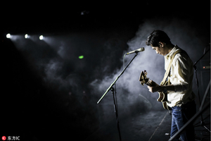 陈楚生组建乐队SPY.C,用音乐诠释人生