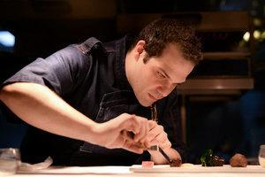 广州富力丽思卡尔顿酒店意轩主厨安德烈 呈献夏季全新意式飨宴