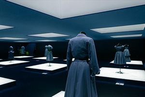 Dior全息影像办秀,全程无一真人模特